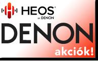 Denon Heos akció