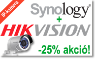 Synology + Hikvision