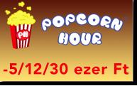 Popcorn Hour akció