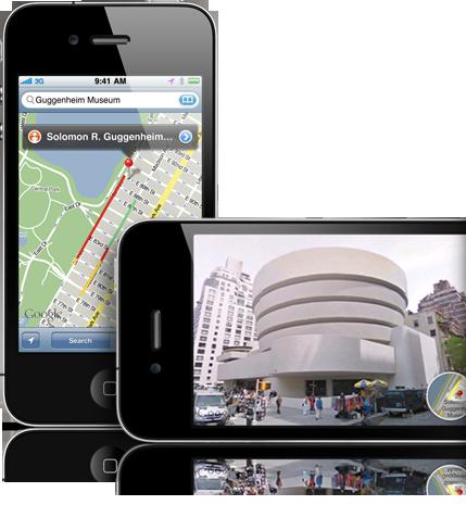 iOS Traffic Service