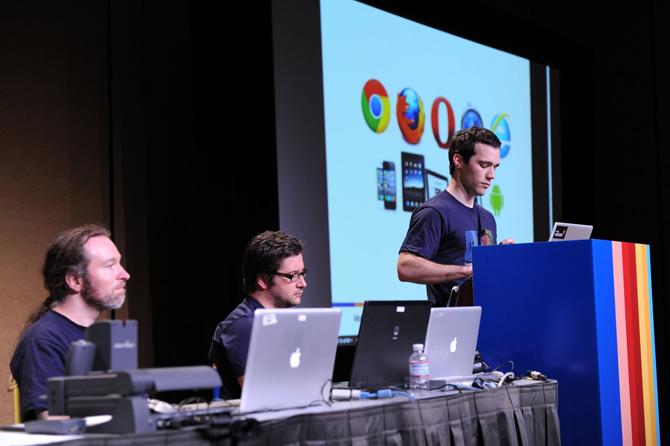 Google I/O előadók