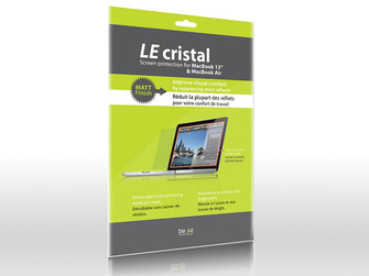 Be-ez LE cristal MB/MB Pro/Air 13