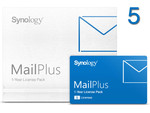 Synology MailPlus license pack - 5