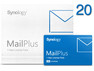 Synology MailPlus license pack - 20