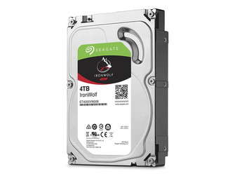 Seagate NAS HDD IronWolf 4 TB