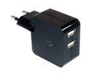 Dinic USB power adapter (2400 mA)