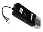 Dinic USB 2.0 card reader for SD-XC/SD-HC
