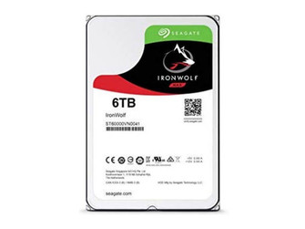 Seagate NAS HDD IronWolf 6 TB