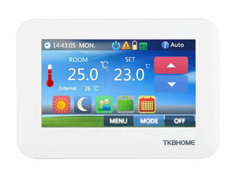 TKB Home TZE96 Plus Heating Thermostat