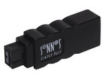Sonnet FireWire 800-to-400 adapter