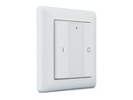 Heatit Z-Push Button 2 (fehér)