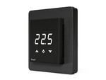 Heatit Z-TRM3 thermostat (fekete)