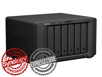 Synology DiskStation DS1621+ (4 GB)