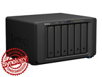Synology DiskStation DS1621+ (8 GB)